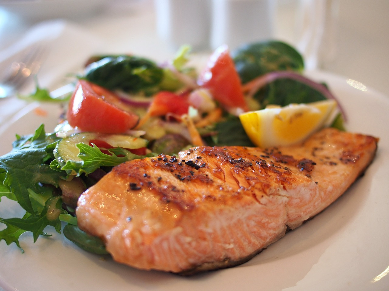 salmon-stek