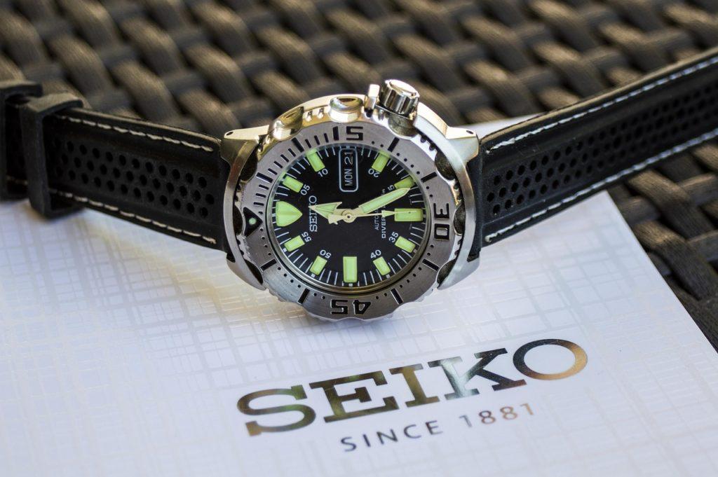 แบรนด์นาฬิกาผู้ชาย seiko-watch