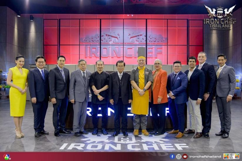 รายการ Iron Chef Thailand 01