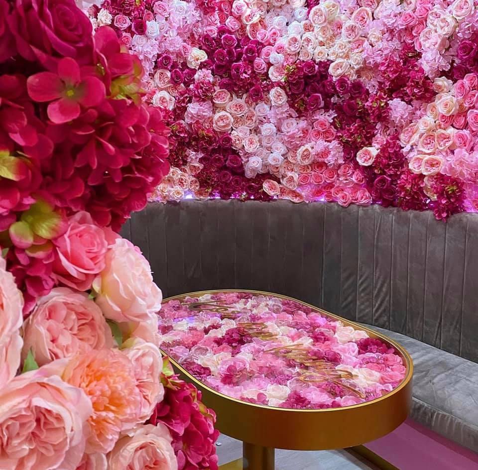 คาเฟ่ดอกไม้